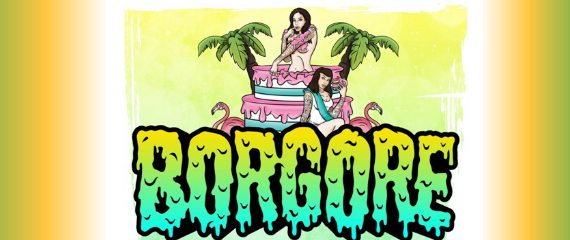Borgore's Bakery Tour – Tasty Stuff?