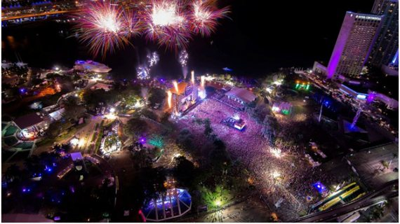 ULTRA MUSIC FESTIVAL BREAKS RECORDS