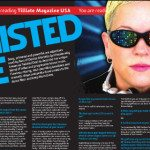 DJ TWISTED DEE: DJ Phil B has a huge ___!!