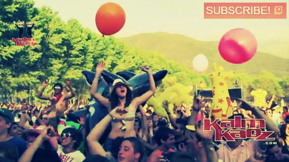 KALM KAOZ RELEASE MYSTERYLAND WARM-UP VIDEO