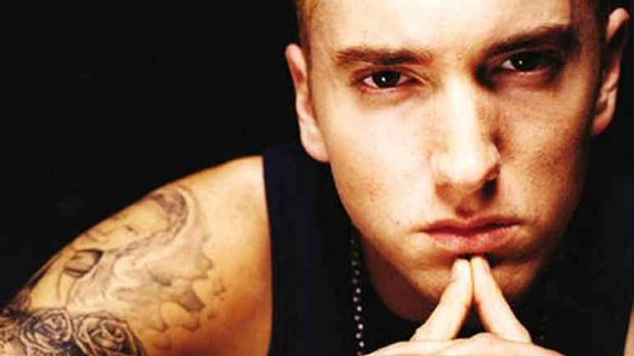 EMINEM REVEALS: I LISTEN TO TECHNO NOW