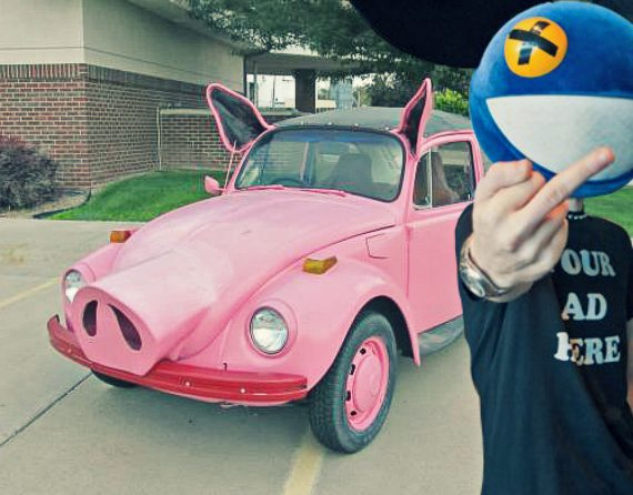 DEADMAU5 BURNS PURRARI TO ASHES – BUYS PORKSCHE, BROGATTI & MORE!