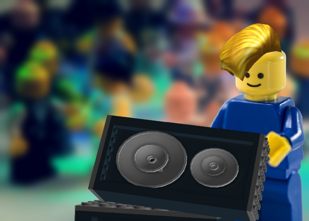 LEGO TO RELEASE EXCLUSIVE RICHIE HAWTIN PLAYSET