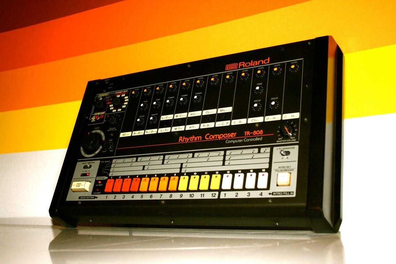 Roland TR 808 – Tribute