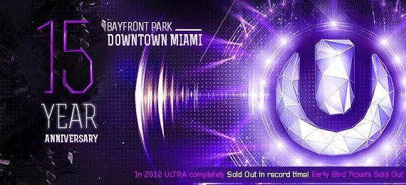 Ultra Music Festival 2013 Tickets On Sale Next Week