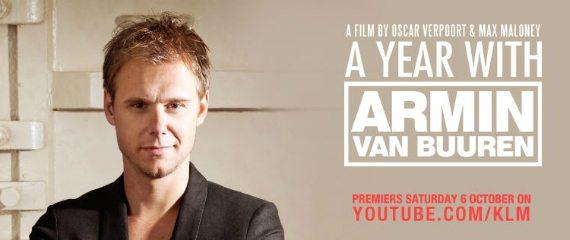Armin Van Buuren Releases A Year with Armin van Buuren