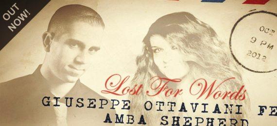 Giuseppe Ottaviani Feat. Amba Shepherd – Lost For Words