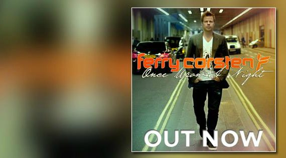 Ferry Corsten Celebrates Birthday With New Release