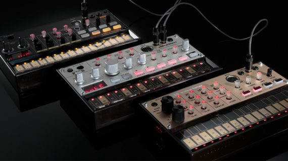 BREAKING NEWS: KORG RELEASES VOLCA SERIES!