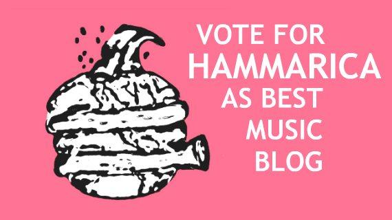 VOTE HAMMARICA AS BEST DANCE MUSIC BLOG