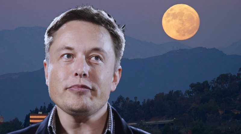 ELON MUSK & IT&D TO THROW FIRST-EVER EDM FESTIVAL ON THE MOON