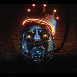 WATCH! Kryoman Drops New Video for 'Biggie Says'